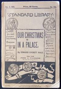 image of Our Christmas in a Palace (Standard Library, Dec. 3, 1883, no. 103)