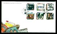 image of THE BEATLES - Royal Mint First Day Cover