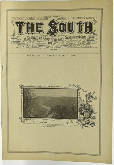 New York: The South Publishing Company, 1891. Soft Cover. Near Fine binding. A nearly fresh copy of ...