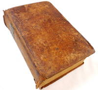 image of The Holy Bible, Containing the Old and New Testaments... [King James Version]. [The Walpole Bible]