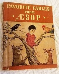 image of FAVORITE FABLES FROM AESOP