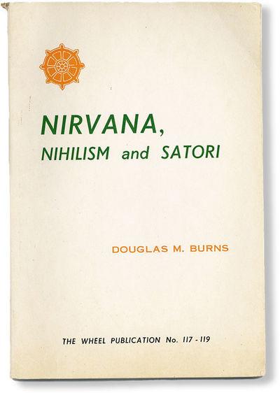 Kandy: Buddhist Publication Society, 1968. Second Edition. Paperback. Slim 12mo (ca. 18cm.); publish...