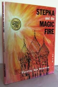 Stepka and the magic fire : a Russian Easter Legend