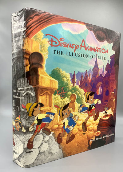 Burbank, CA: Walt Disney Productions, 1981. Second printing. Hardcover. very good +/near fine. 575pp...