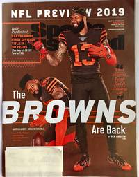 Sports Illustrated Magazine (August 26, 2019 - September 2, 2019) The Browns Are Back Jarvis Landry and Odell Beckham Jr