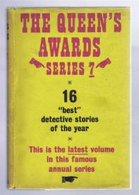The Queen's Awards, Seventh Series (Series 7), The Winners of the Seventh Annual Detective Short-Story Contest