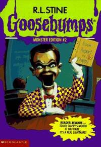 Goosebumps by R. L. Stine - Hardcover - 1996 - from ThriftBooks (SKU: G059093371XI5N01)