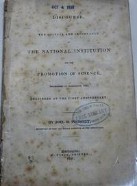 Discourse, On The Objects And Importance Of The National Institution For The Promotion Of...
