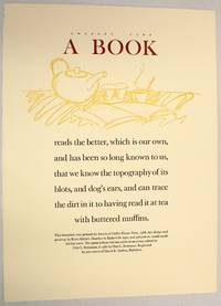 A Book, Charles Lamb