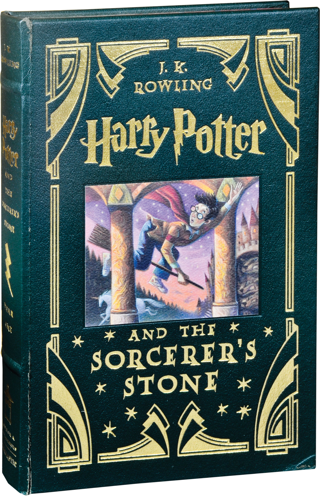a book report on harry potter and the sorcerers stone by j k rowling Book report i introduction book title: harry potter and the sorcerer's stone no of pages: 309pages publisher: scholastic author: jk rowling overview.