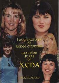 Lucy Lawless & Renee O'Connor Warrior Stars Of Xena