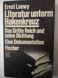 Literatur Unterm Hakenkreuz