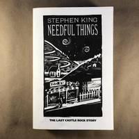 Needful Things: The Last Castle Rock Story