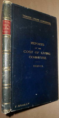 Reports of the Cost of Living Committee 1920 - 21