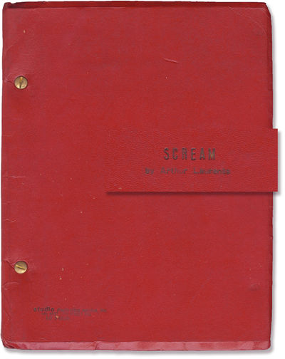 N.p.: N.p., 1978. Draft script for the 1978 play, which opened Off-Broadway at the Alley Theatre in ...
