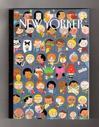 The New Yorker - September 12, 2016. Ayahuasca; Pete Wells; Ghost Stories - German War Trauma; Isabelle Huppert; Robert Coover Fiction; National Park Service; New Harpoon; Trash Treasures