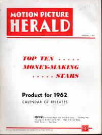 Motion Picture Herald: Volume 226, No. 1: January 3, 1962