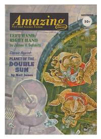 image of Left Hand, Right Hand in Amazing Stories November 1962