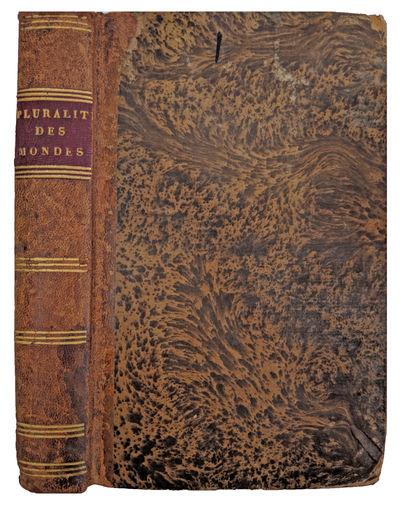 Paris:: Bossange et Masson, 1811., 1811. Sm. 8vo. xiv, 392 pp. Fold-out engraved frontis. with a dec...