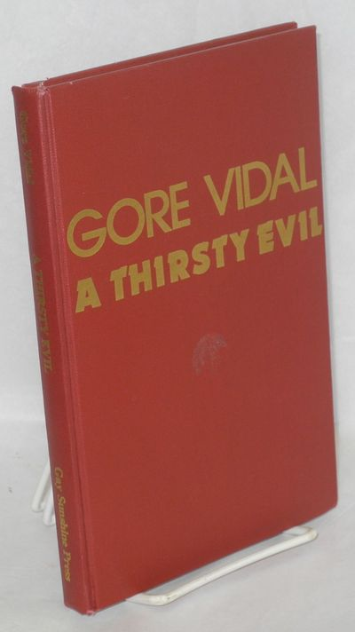 San Francisco: Gay Sunshine Press, 1981. Hardcover. 126p., very good reprint in red cloth boards and...