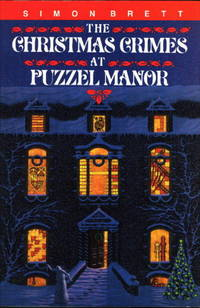 image of THE CHRISTMAS CRIMES AT PUZZEL MANOR.