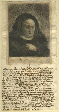 zeichnungen von rembrandt harmensz van rijn in den original farben nachgebildet durch emerik binger in haarlem erste folge iii liefrung