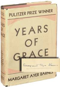 Years of Grace (Signed Hardcover)