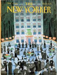 image of NEW YORKER: WITCHES' COCKTAIL PARTY by CHARLES ADDAMS