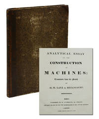 Analytical Essay on the Construction of Machines