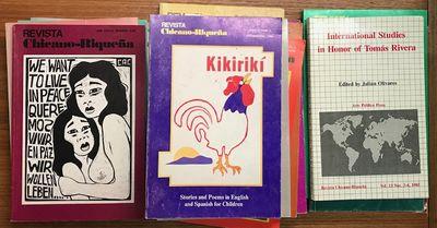 Gary, Indiana; Houston, Texas: Nikolas Kanellos, 1975. Paperback. Eighteen issues of the literary jo...