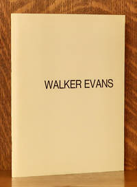 WALKER EVANS - ARTIST-IN-RESIDENCE - THE HOPKINS CENTER, DARTMOUTH COLLEGE 1972