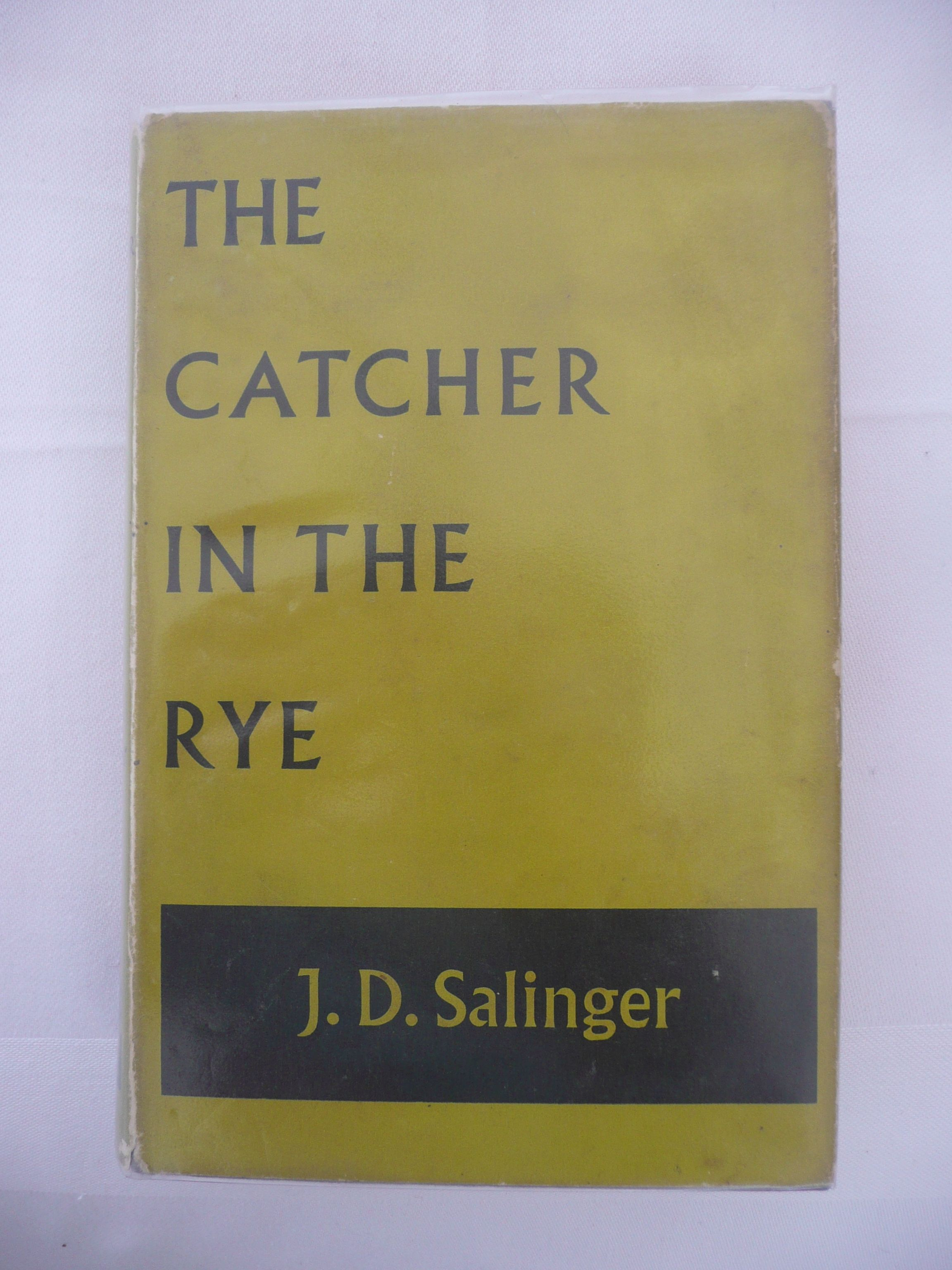 catcher on the rye by j d As the notoriety of the catcher in the rye grew, salinger gradually withdrew from public view in 1953, he moved from an apartment at 300 east 57th street, new york, to cornish, new hampshire early in his time at cornish he was relatively sociable, particularly with students at windsor high school  critical companion to j d salinger: a.