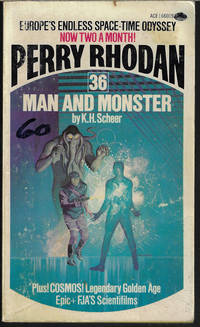 MAN AND MONSTER: Perry Rhodan #36