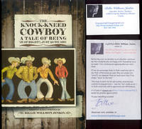 """image of The Knock-Kneed Cowboy: A Tale of Being """"Just Right""""... Just As We Are"""