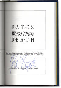 image of Fates Worse Than Death: AN Autobiographical Collage of the 1980s.
