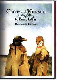 image of Crow and Weasel.