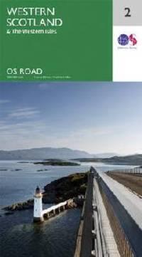 Ordnance Survey.2 Western Scotland & Th
