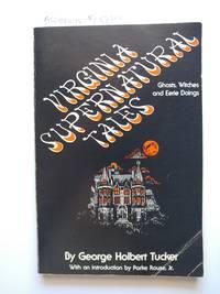 Virginia Supernatural Tales