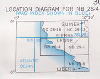 Bonthe, Sierra Leone; Joint Operations Graphic (Ground) map 1:250,000