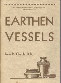 Earthen Vessels or the Human Element in Holiness