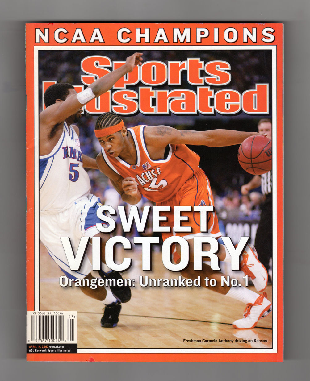 Sports Illustrated Cover Book ~ Sports illustrated april  ncaa champions