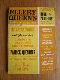 image of Ellery Queen's Mystery Magazine August 1963