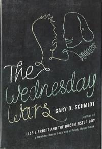 image of Wednesday Wars (Newbery Honor)