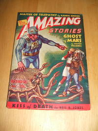 image of Amazing Stories for December 1938
