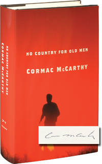 No Country for Old Men (Signed First Edition)