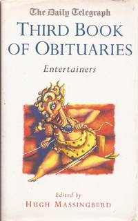 The Daily Telegraph Third Book of Obituaries: Entertainers