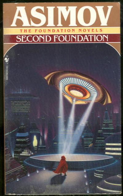 SECOND FOUNDATION, Asimov, Isaac