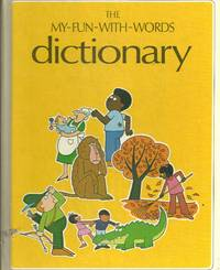 MY FUN WITH WORDS DICTIONARY -- TWO VOLUME SET - (A-K) AND (L-Z)