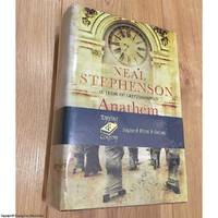 Anathem Signed 1st edition
