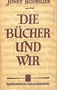 Die Bücher und Wir.